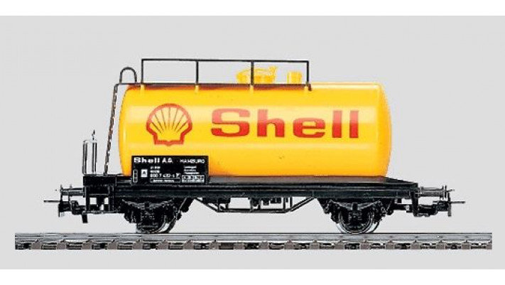 Wagon-citerne pétrolier
