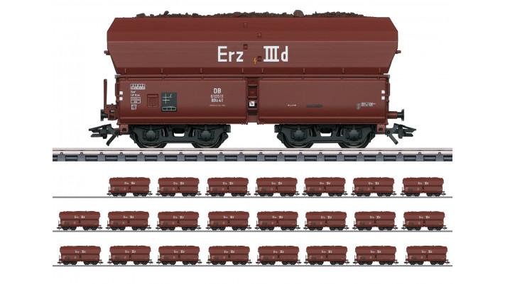Erz IIId- Wagen OOtz41,DB,III