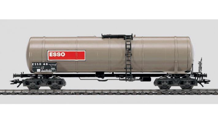 Kesselwagen Esso DB