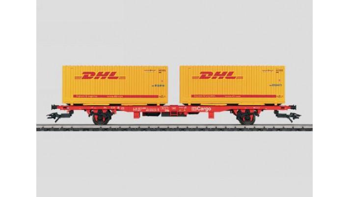 Containertragwg. DHL DB AG