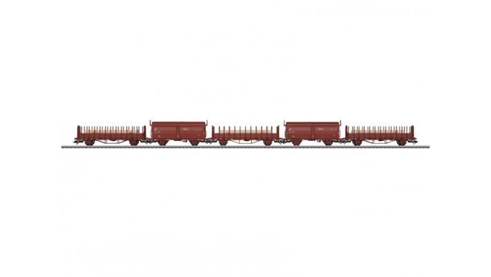 Güterwagen-Set SJ
