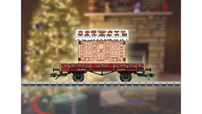 Wagon de Noël H0 2013