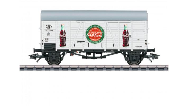 Güterwagen Oppeln Coca Cola S