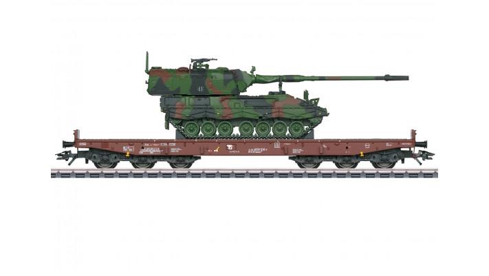 Schwerlastwagen Samms 709, PzH2000,Ep.VI - 2. Q 2021