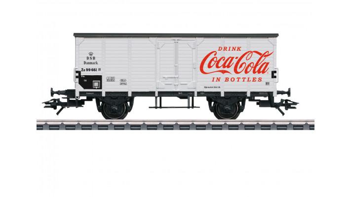 Kühlwagen G10 Coca Cola DSB