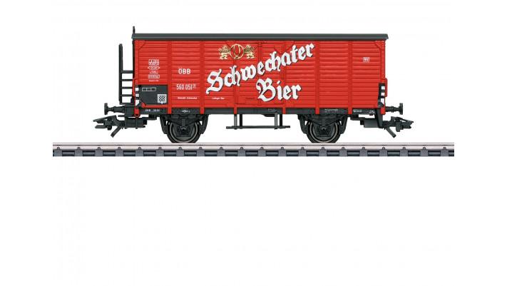 Bierwagen Schwechater Bier