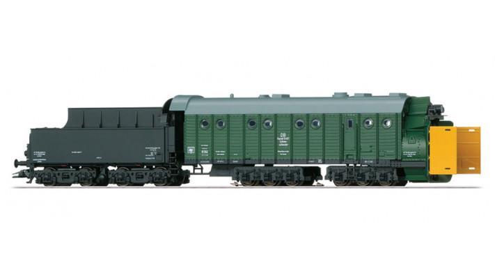 Chasse-neige à vapeur type Henschel - DB époque III+IV