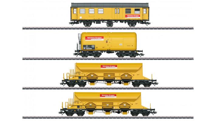 Wagen-Set, Bahnbau Gruppe, Ep. VI