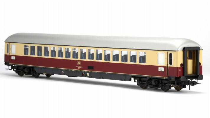 Coffret de voitures pour trains rapides « Rheingold » 2 DB