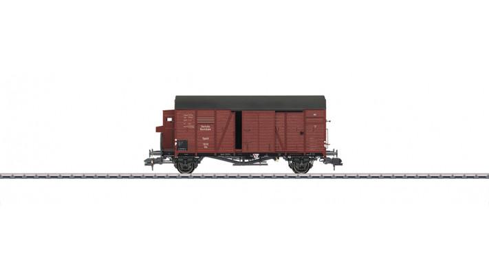 Ged.Güterwagen DRG