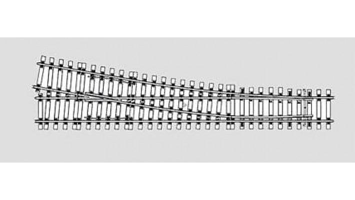 Weichen-Set rechts (H1000-1S)