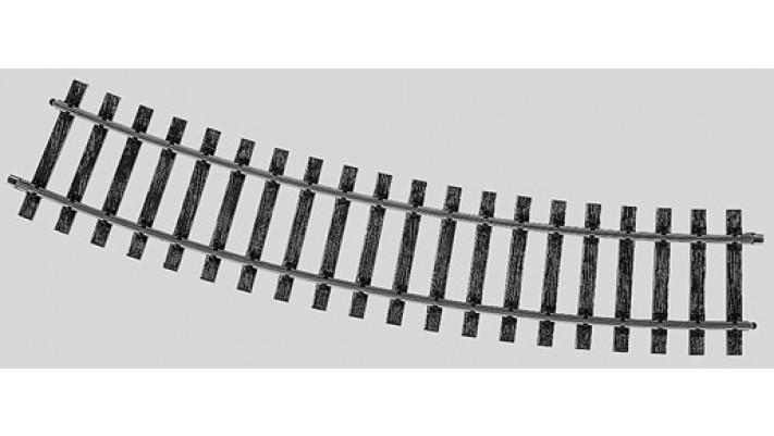 Gleis geb. r 1020 mm, 22 Gr.3