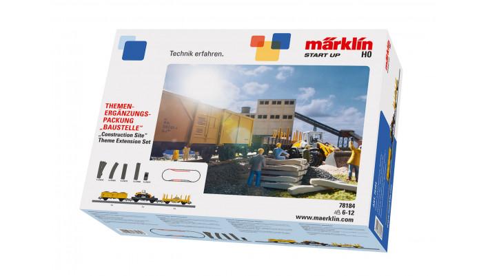 Märklin Start up - Coffret de complément thématique Chantier