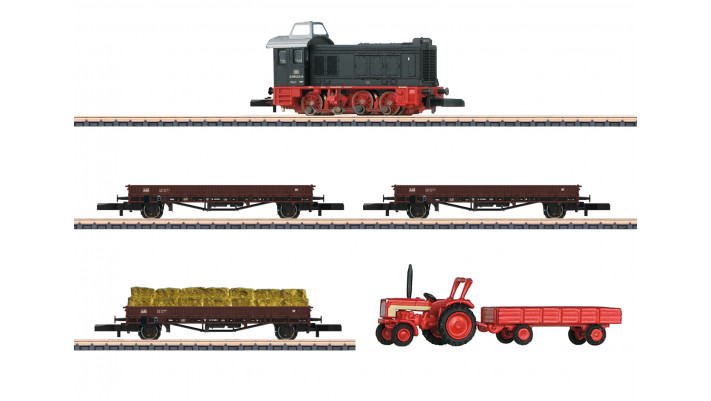 Leichter Güterzug DB
