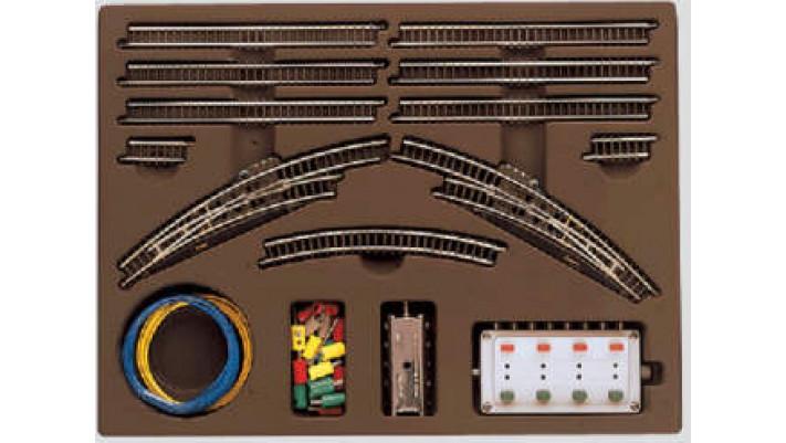 Bahnhofsgleispackung T2