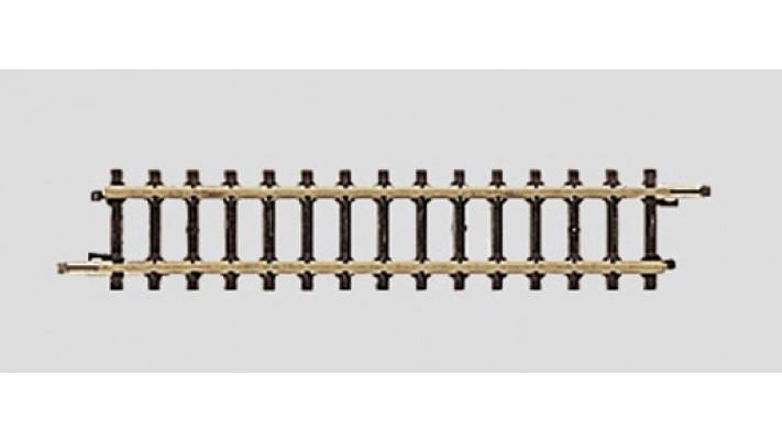 Rail droit 55 mm