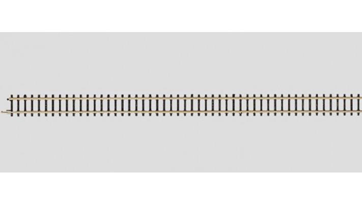Rail droit 220 mm