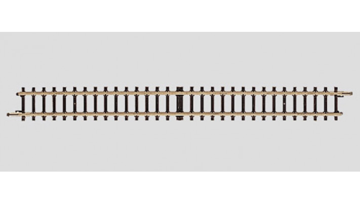 Rail droit 112,8 mm