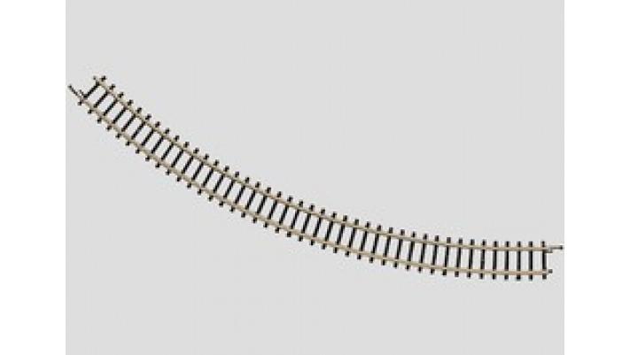 Rail courbe   r195 mm, 45 Gr.