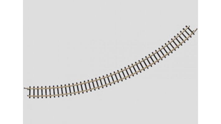 Rail courbe   r220 mm, 45 Gr.