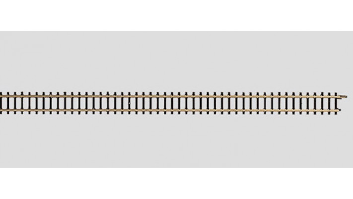 Rail flexible 660  mm