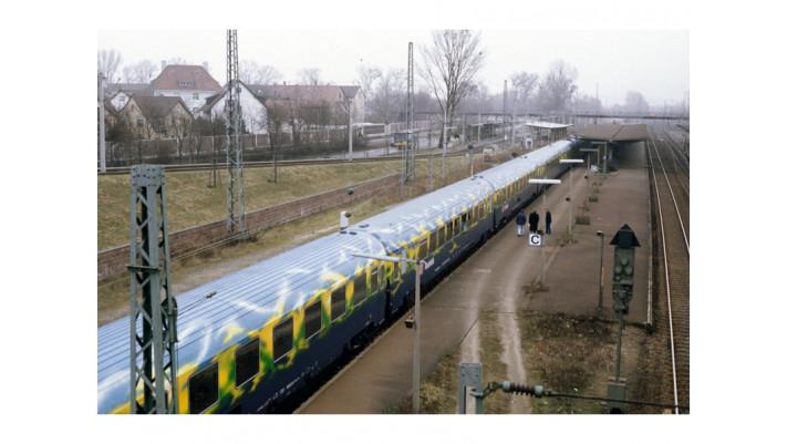 Wagenset Touristikzug DB AG E