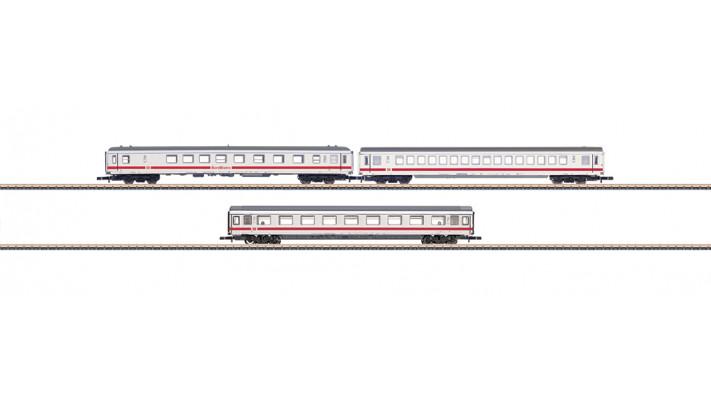 IC-Schnellzugwagen-Set DB AG