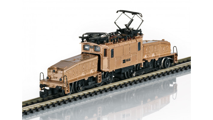 E-Lok Ce 6/8 III Bronze - H2019