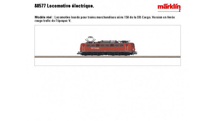 E-Lok BR 150 DB Cargo