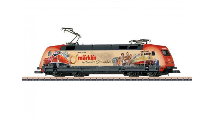 E-Lok BR 101 160 Jahre Märkli - H2019