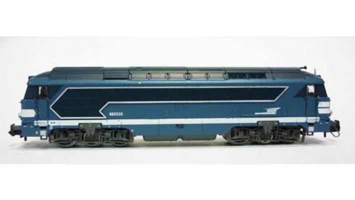 68000 Diesel A1A-A1A SNCF - Logocasquette