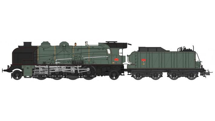 5-141 E 388SUD-EST Ep.III CLERMONT