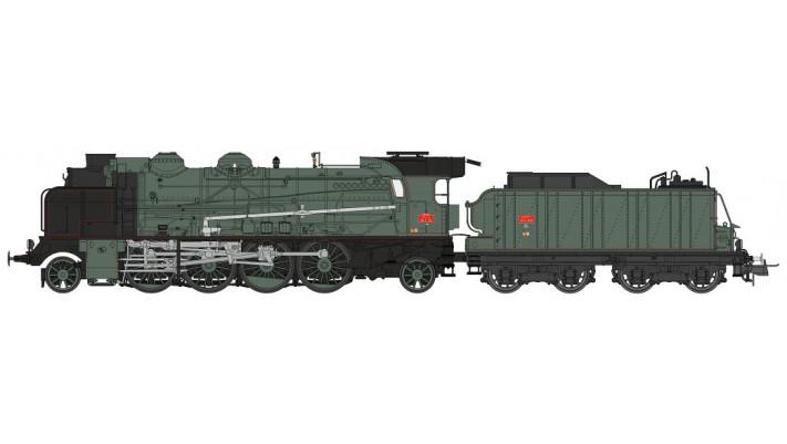 5-141 F 76SUD-EST Ep.III ANNEMASSE
