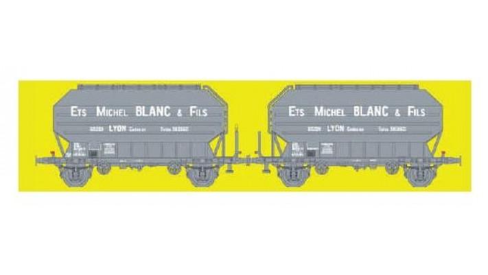 2 x Céréaliers Michel BLANC et Fils Ep IV/V