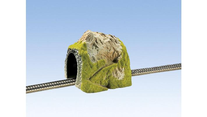 Tunnel Droit 1 Voie, 25 x 19 cm