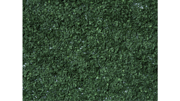 Feuilles Vert Foncé