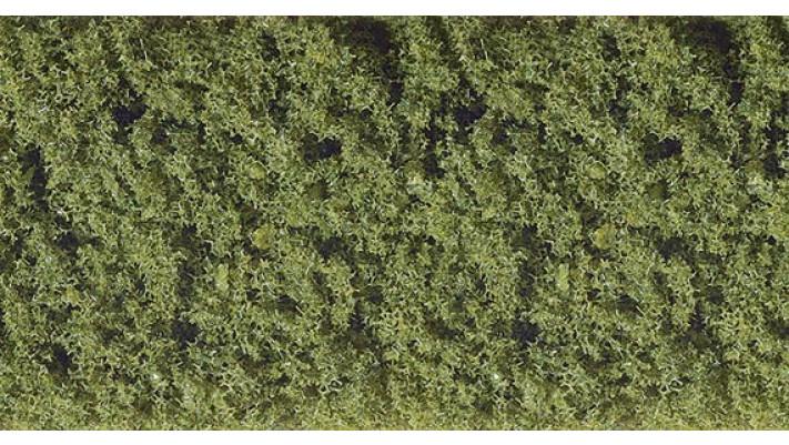 Flockage classique, vert moyen