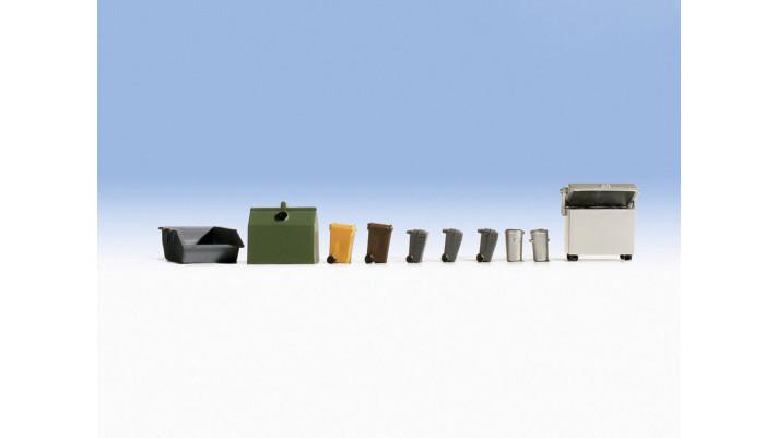 Benne à ordures