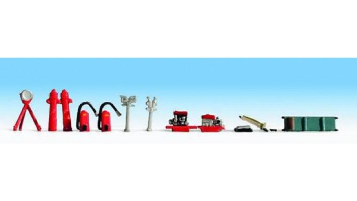 Accessoires de pompiers