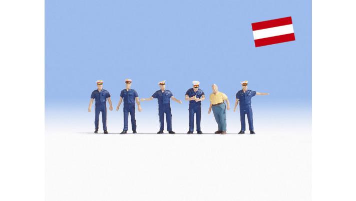 Agents circulation autrichiens
