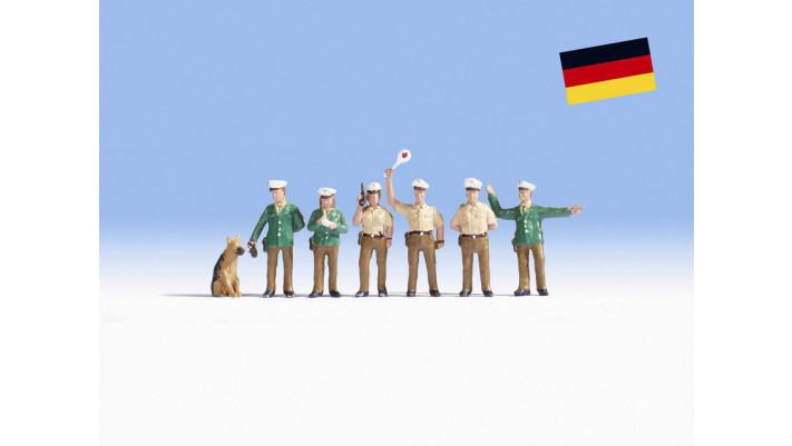 Agents de Police Allemagne