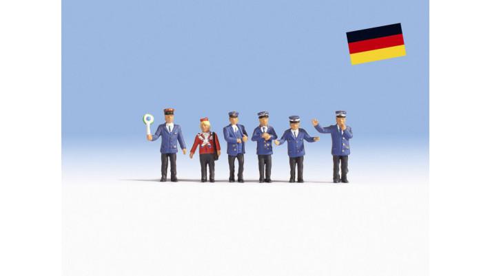 Agents des chemins de fer allemands