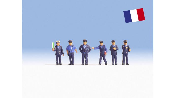 Cheminots français