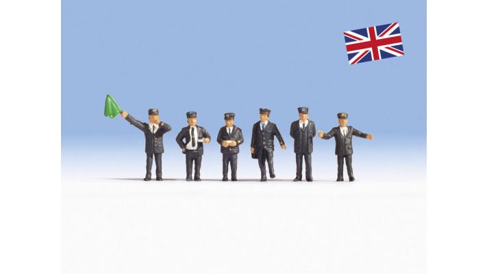 Agents des chemins de fer britanniques