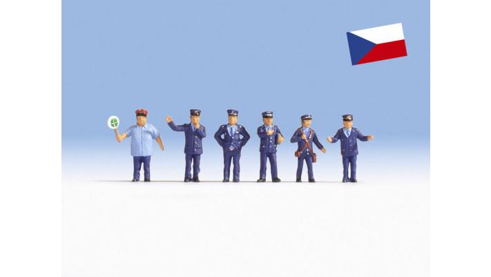 Agents des chemins de fer tchèques