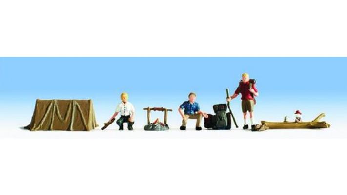 Partie de Camping