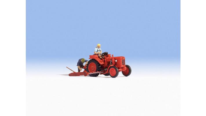 Tracteur Fahr