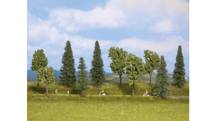 Forêt Mixte 10 arbres, 10 - 14 cm