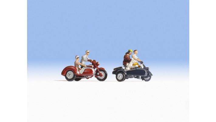 Motorcyclistes
