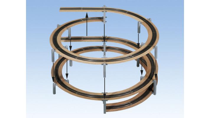 LAGGIES Hélicoïdale Standard H0
